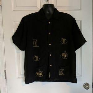 Cubavera Button Down Shirt